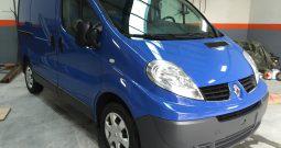 Renault Trafic 2.0 dci – Lage kilometerstand